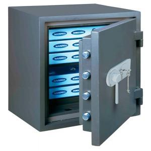Seif antiefractie antifoc FireProfi 65 Premium inchidere electronica
