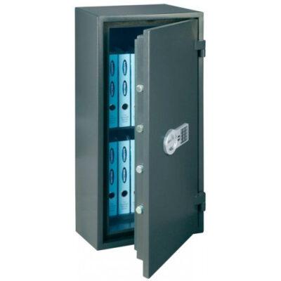 Seif antiefractie antifoc Fire Champ 100 Premium inchidere electronica
