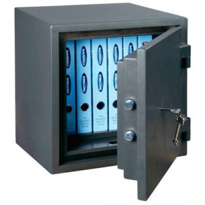 Seif antiefractie antifoc Fire Champ 65 Premium inchidere electronica