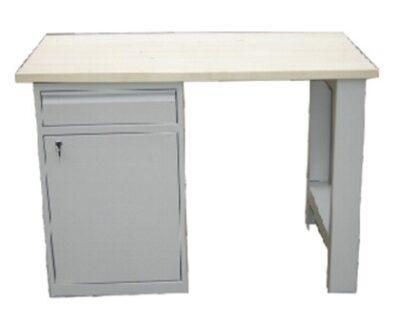 Banc de lucru cu dulap si sertar L1200 ECO