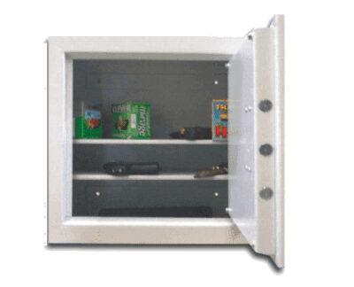 Seif metalic cu cheie 550 ECO