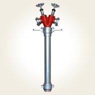 Hidrant 2XC DN80