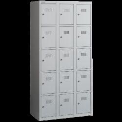 Dulap metalic pentru valori cu 15 compartimente BOX