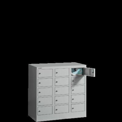 Dulap pentru pastrare valori cu 15 compartimente PARAPET 315