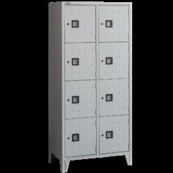 Dulap pentru pastrare valori cu 8 compartimente JUMBO BOX 28