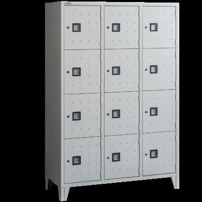 Dulap pentru pastrare valori cu 12 compartimente JUMBO BOX 312