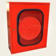 Cutie hidrant interior cu geam, suport furtun