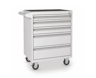 Container pentru scule cu roti si 5 sertare EXTRA