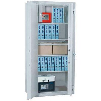 Dulap antiefractie antifoc OFFICE 3 Premium inchidere electronica