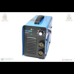 Invertor / Aparat De Sudura Micul Fermier LV 200 Albastru