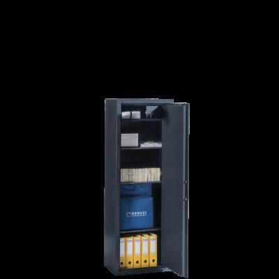 Seif pentru birou 4 rafturi SAFE 1610 XL
