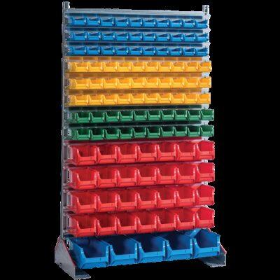 Standuri de organizare avand în dotare cutii SORTIMENT FIX 113