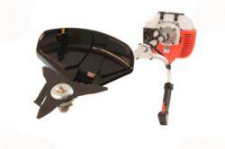 PNBC520-3A Motocositoare Micul Fermier Portocalie cu 3 accesorii 1.45kW 1.97CP