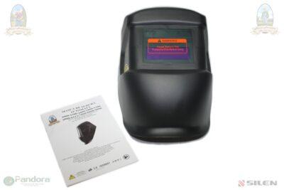Masca de sudura automata cu reglaj RB-4400 Micul Fermier